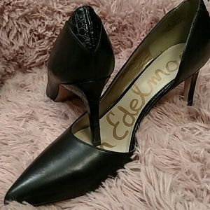 Sam Edelman Onyx Pumps